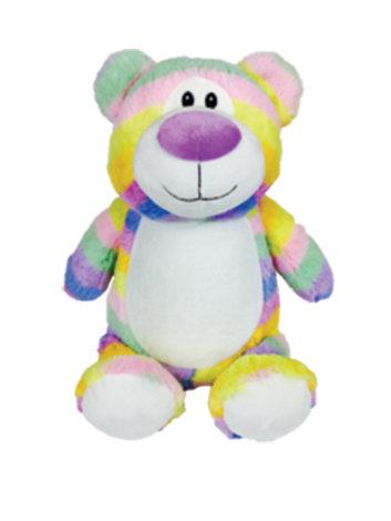 Pastel Rainbow Bear
