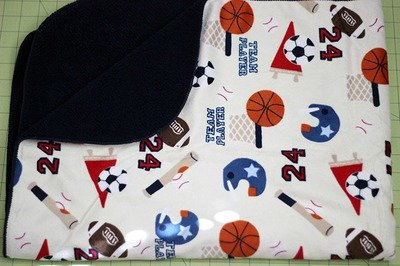 Carters Brand Blanket