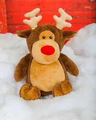 Brown Reindeer - Holiday