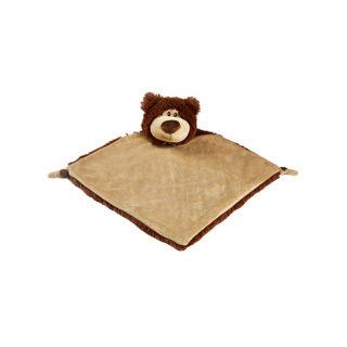 Brown Bear Blankie