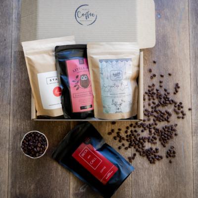 Decaf Coffee Tasting Box