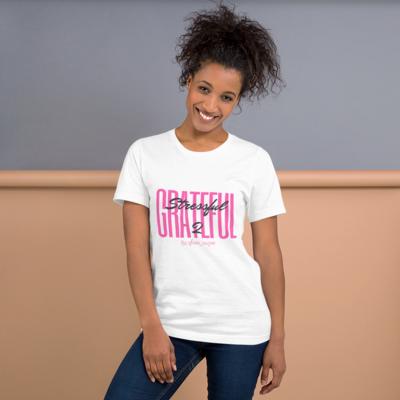 T-Shirt Grateful Woman
