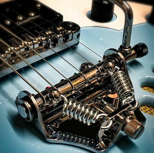 Easy Rider V-Twin™ Tremolo