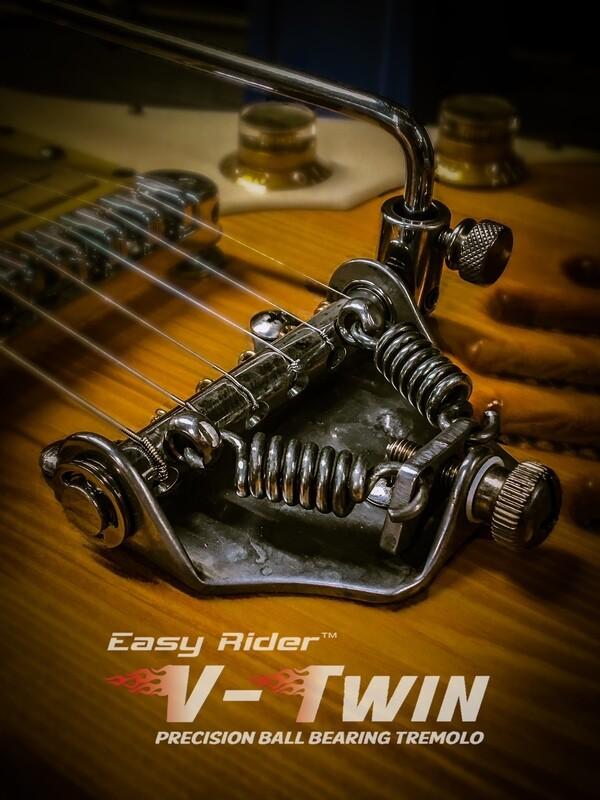 Easy Rider V-Twin™ Tremolo