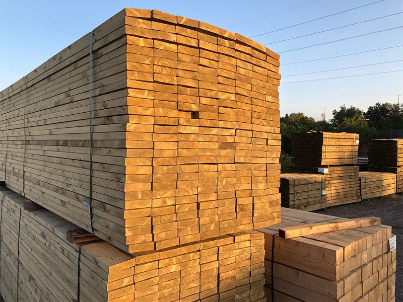 CLS PRESSURE TREATED TIMBER