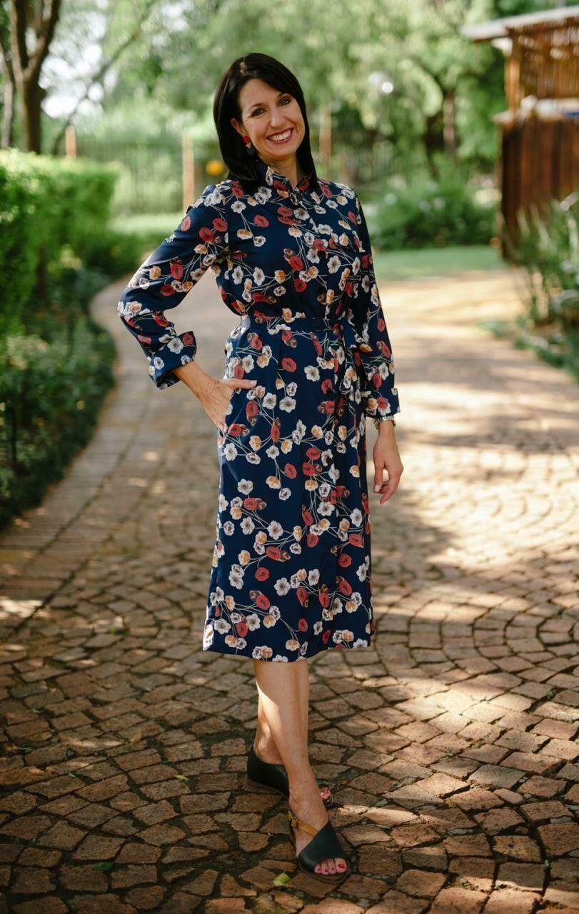 The MIA shirt dress: SOLD out-Sorry!