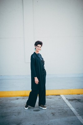 The AVA Loungewear Wide leg pants (Palazzo); SORRY- sold out!