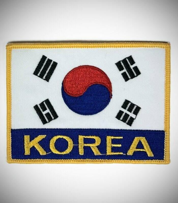 Korea Patch