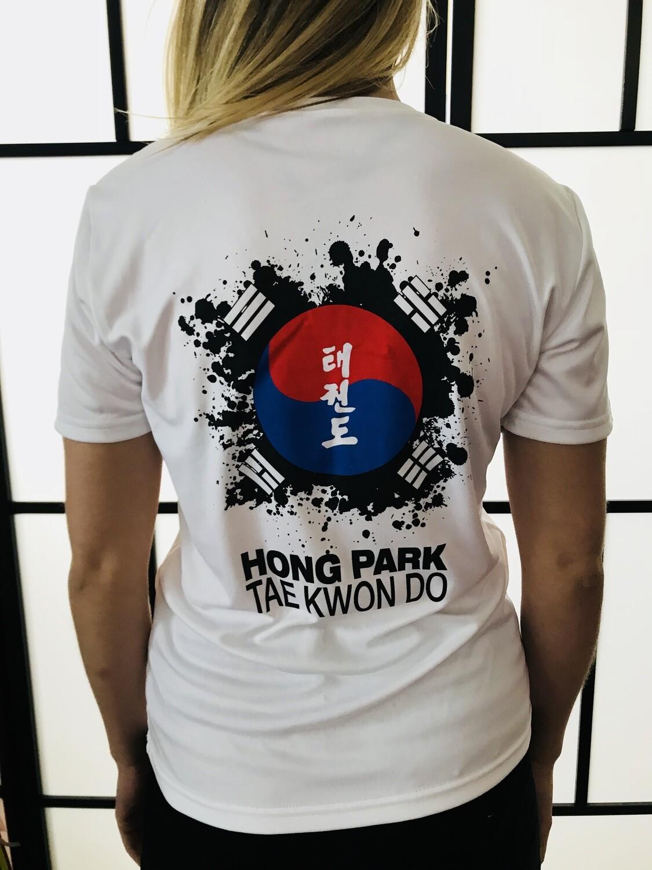 Taekwondo Training T-Shirt