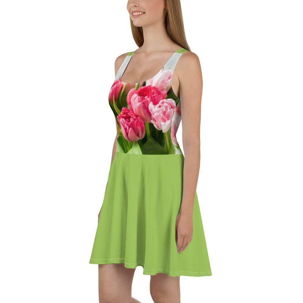 Park Avenue's Finest Tulip Dress