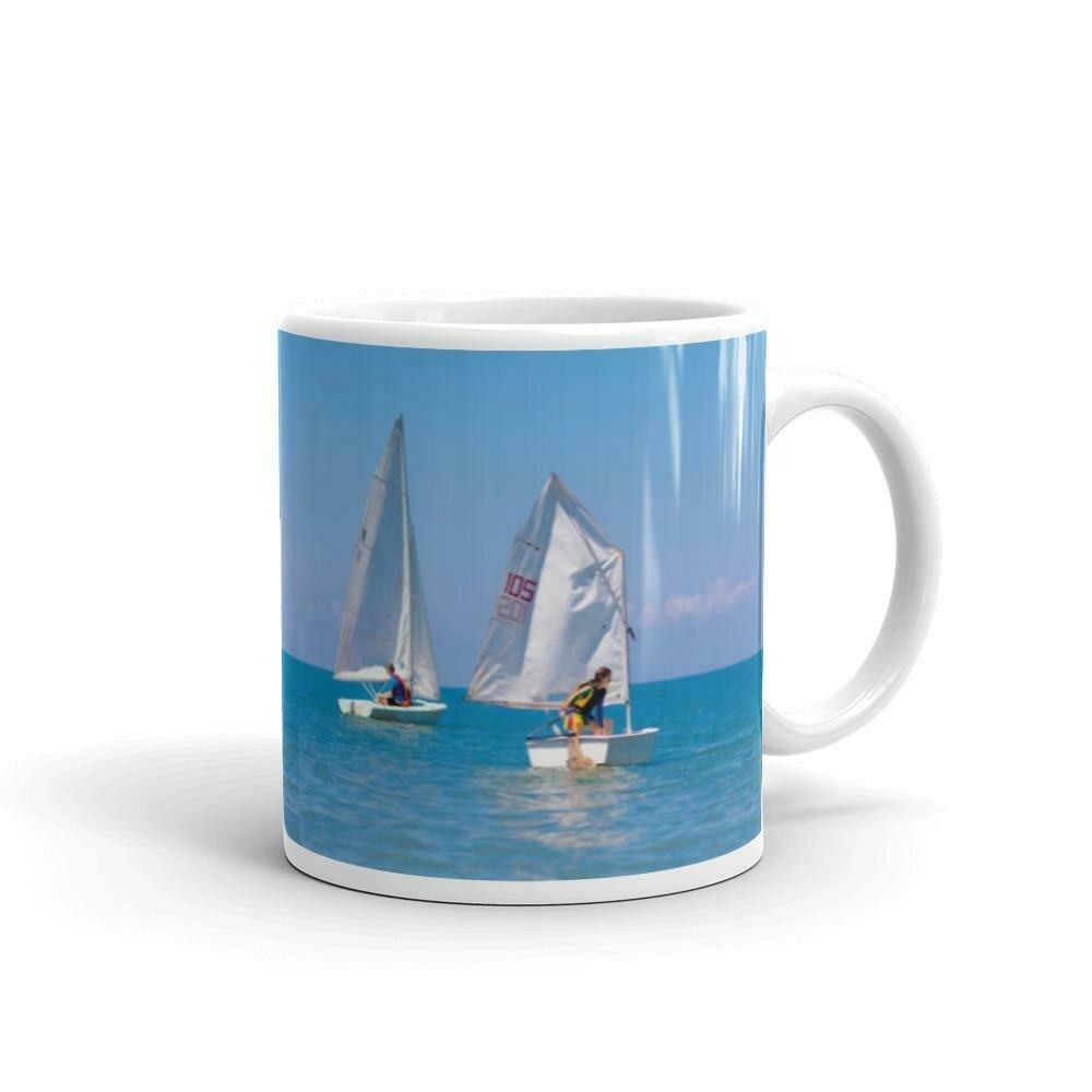 Sailing Barbados Mug