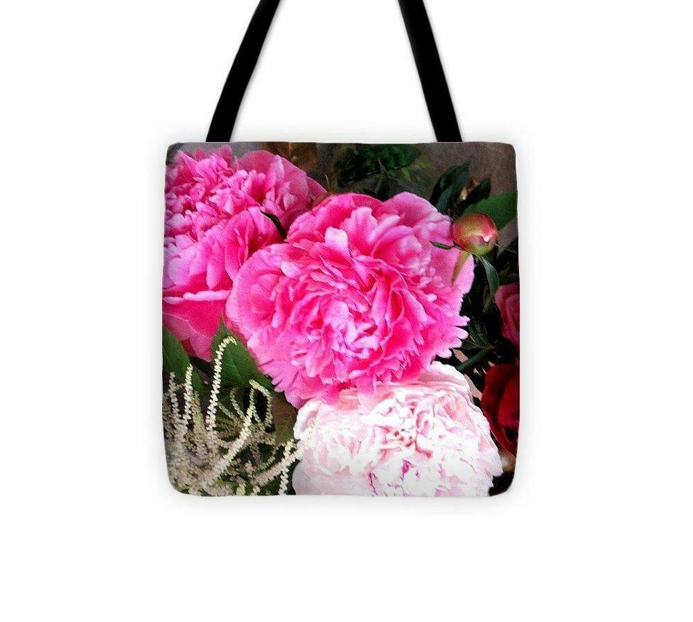 Peony Fragrance - Tote Bag