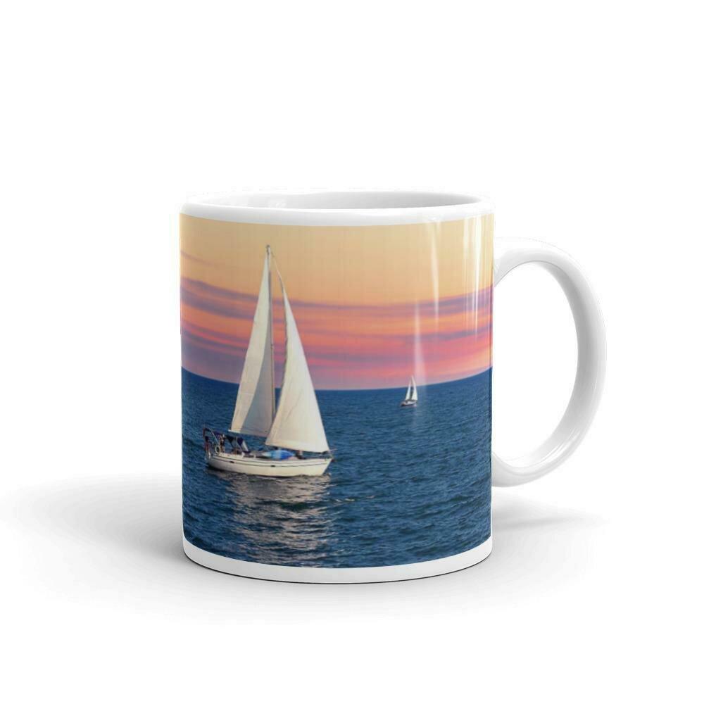 Sail Barbados Mug
