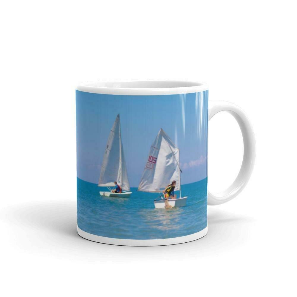 Sailing the Riviera