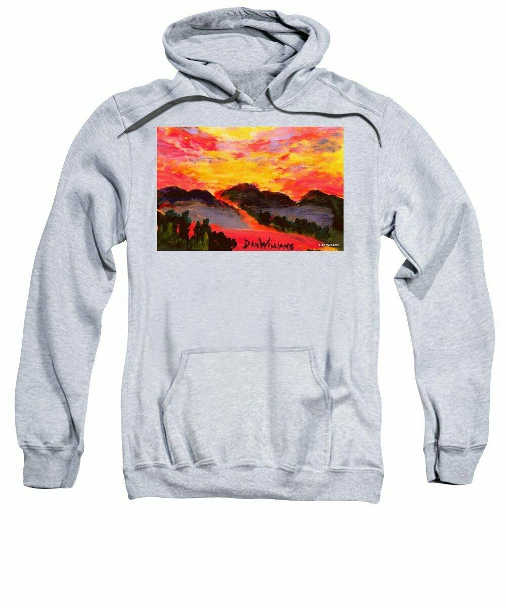 Sweatshirt Catskill Sunset