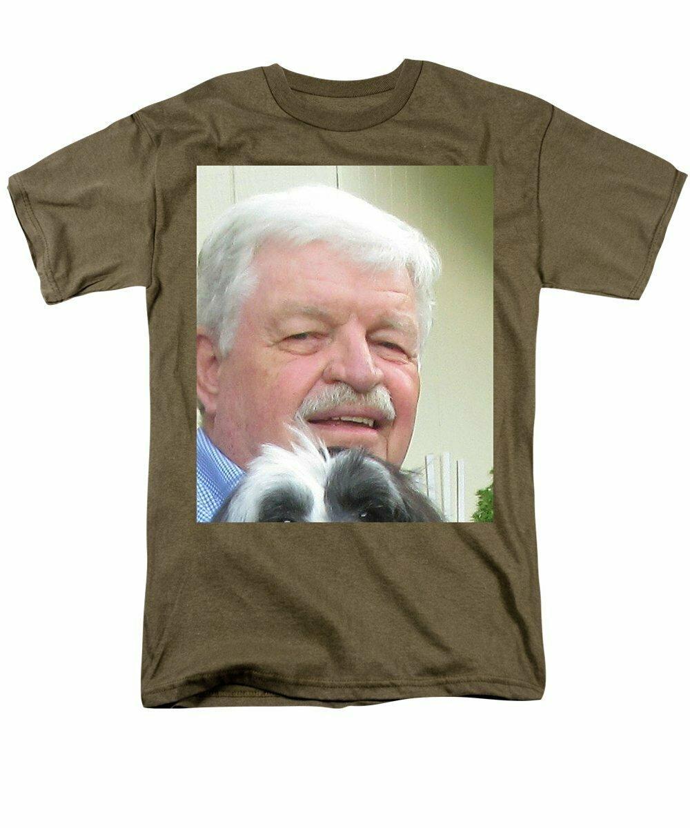Your Photo, Our Shirt - Men's T-Shirt  (Regular Fit)