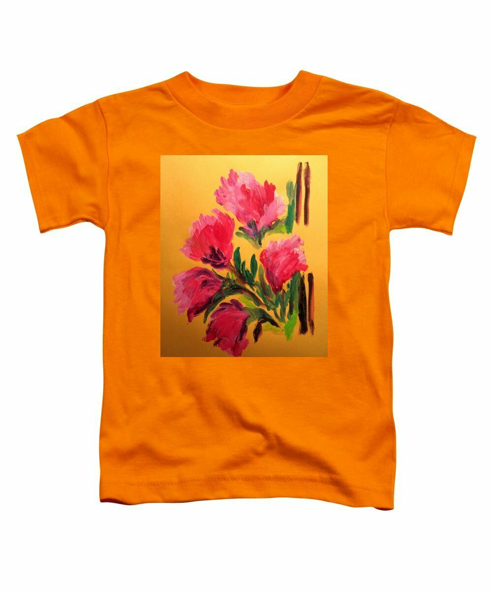 Toddlers' rose - Toddler T-Shirt
