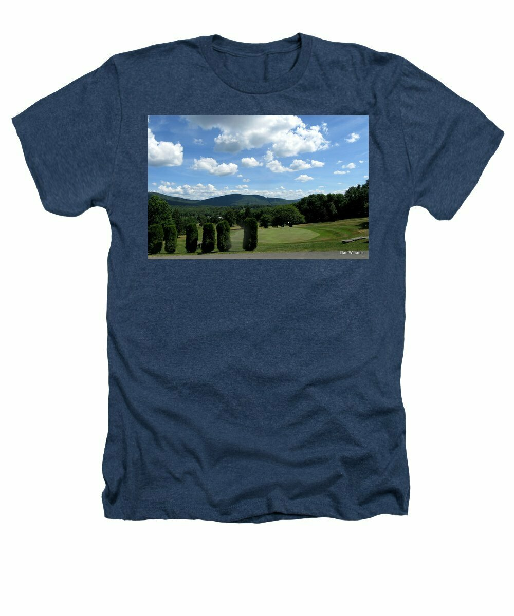 Stamford Golf 18th Green  - Heathers T-Shirt