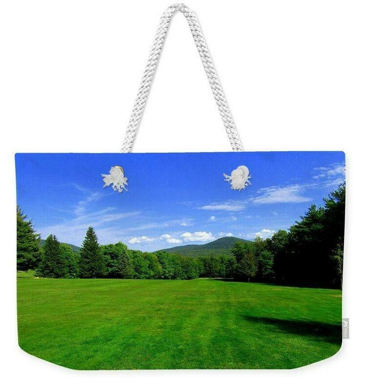 Peaceful  Weekender Bag