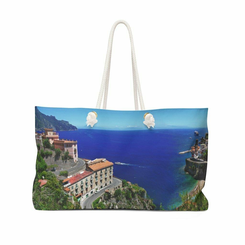 Amalfi Coast Weekender Bag