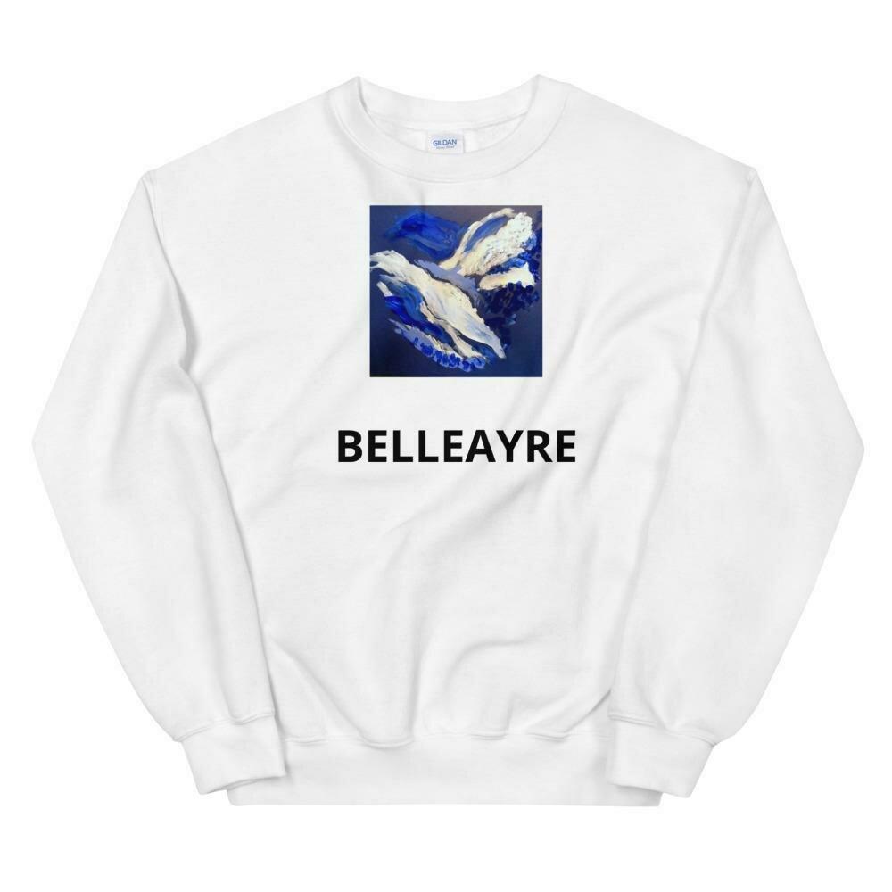 BELLEAYRE Unisex Sweatshirt