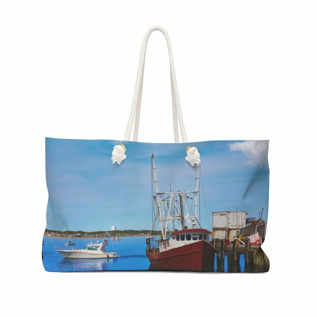 Cape Cod Weekender Bag