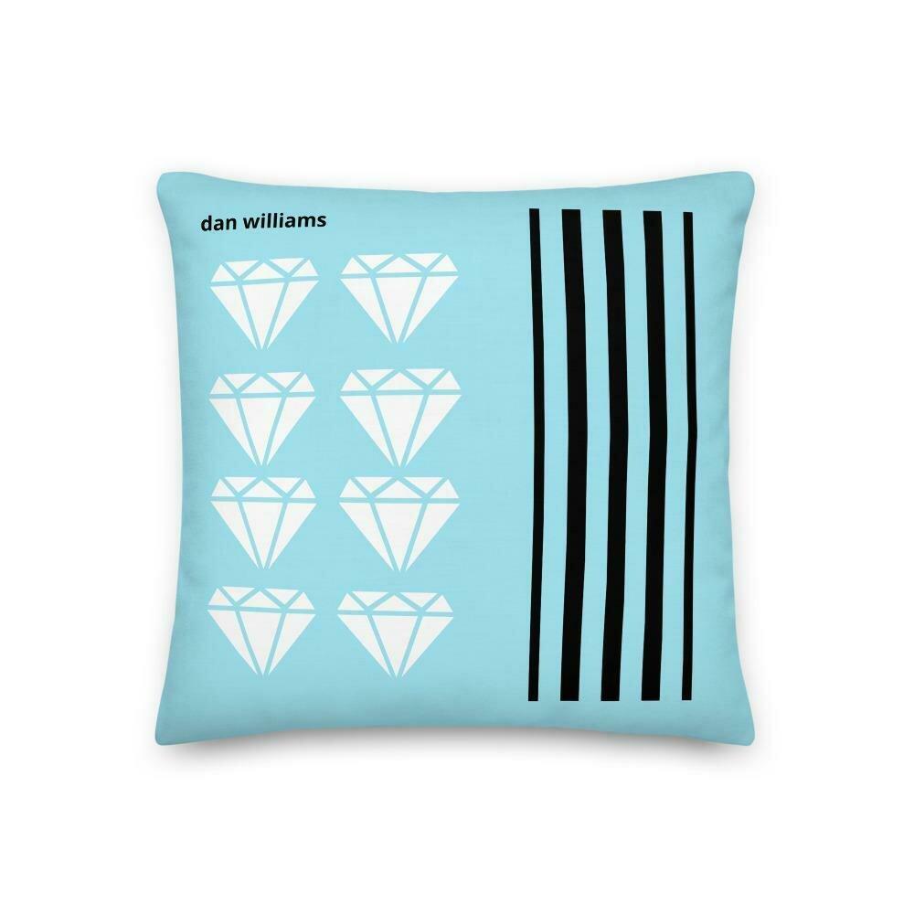 Diamond Lovers Premium Pillow