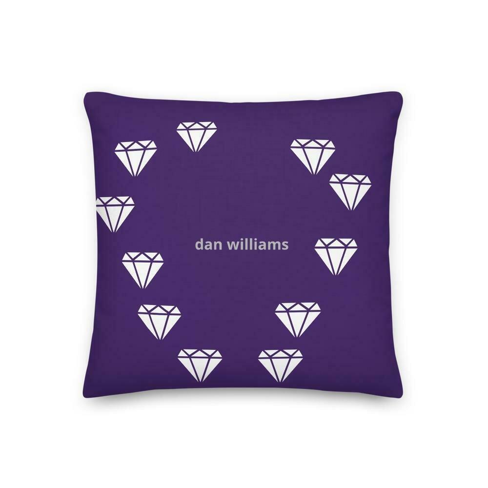 Diamond Necklace Premium Pillow