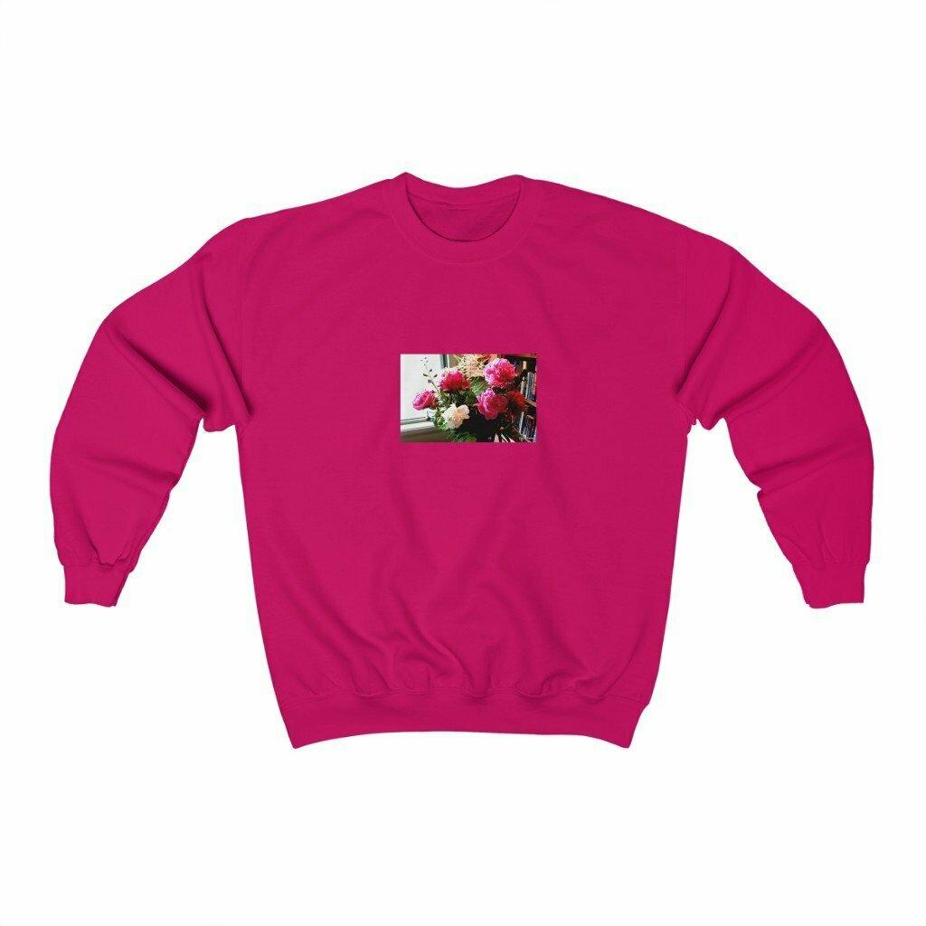 Florist Pink       Heavy Blend™ Crewneck Sweatshirt