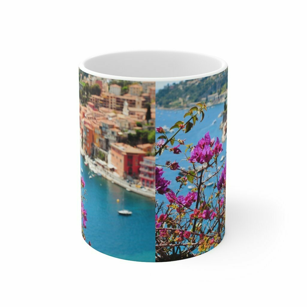 French Riviera Mug