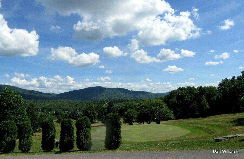 Margaretville Mountain Sky