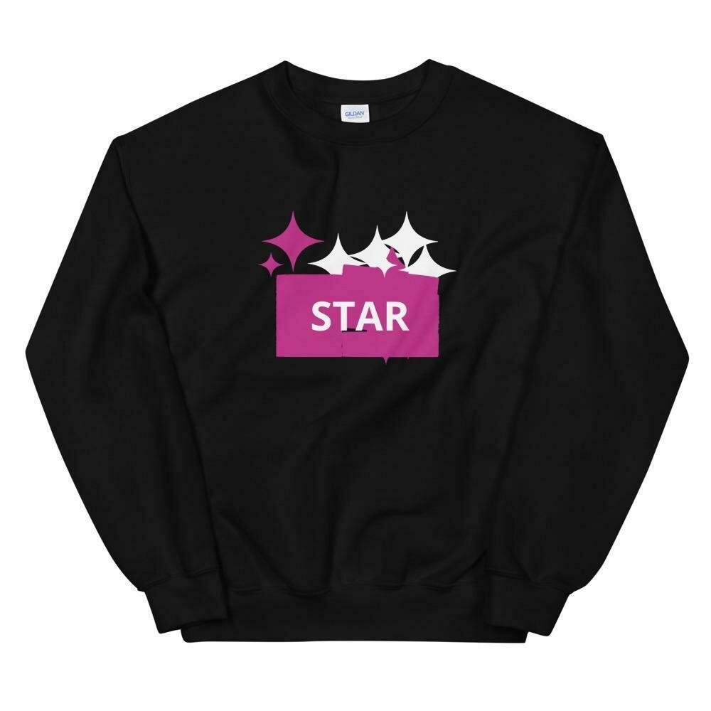 Movie Star Unisex Sweatshirt