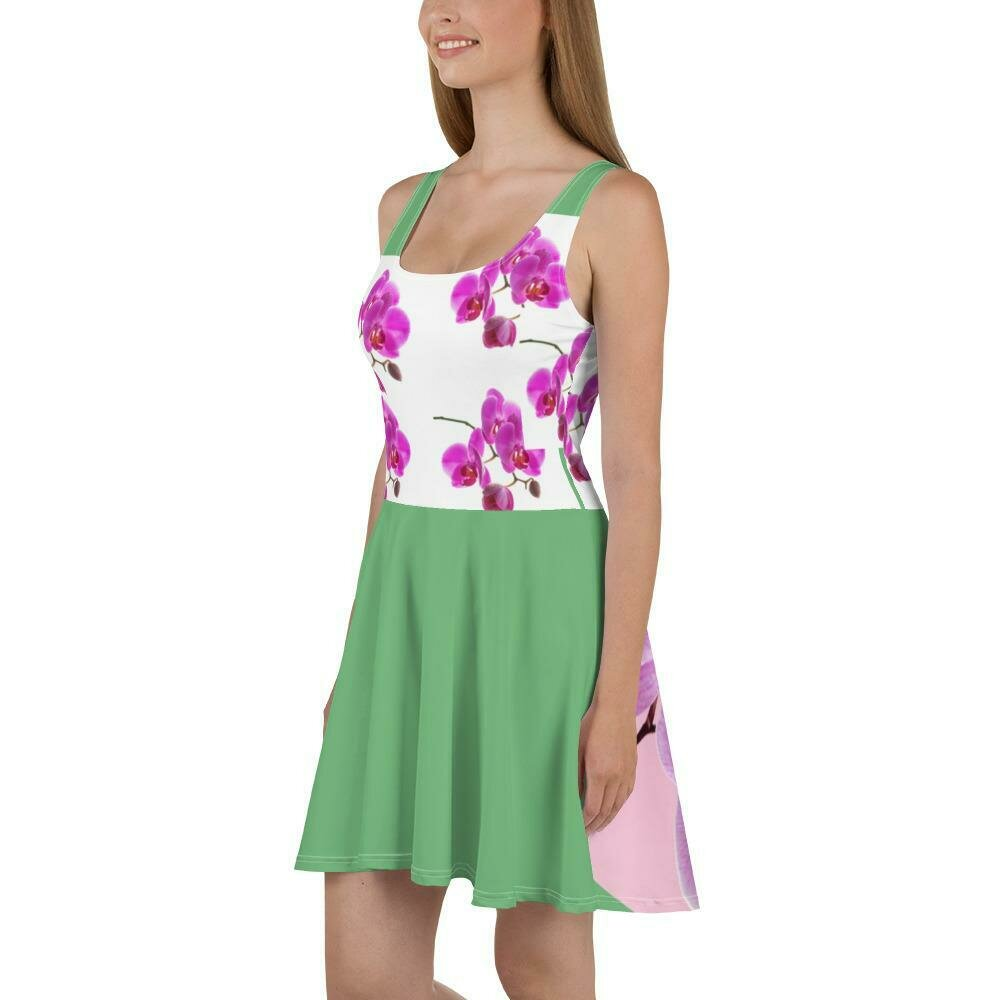 Orchid Bloom Dress