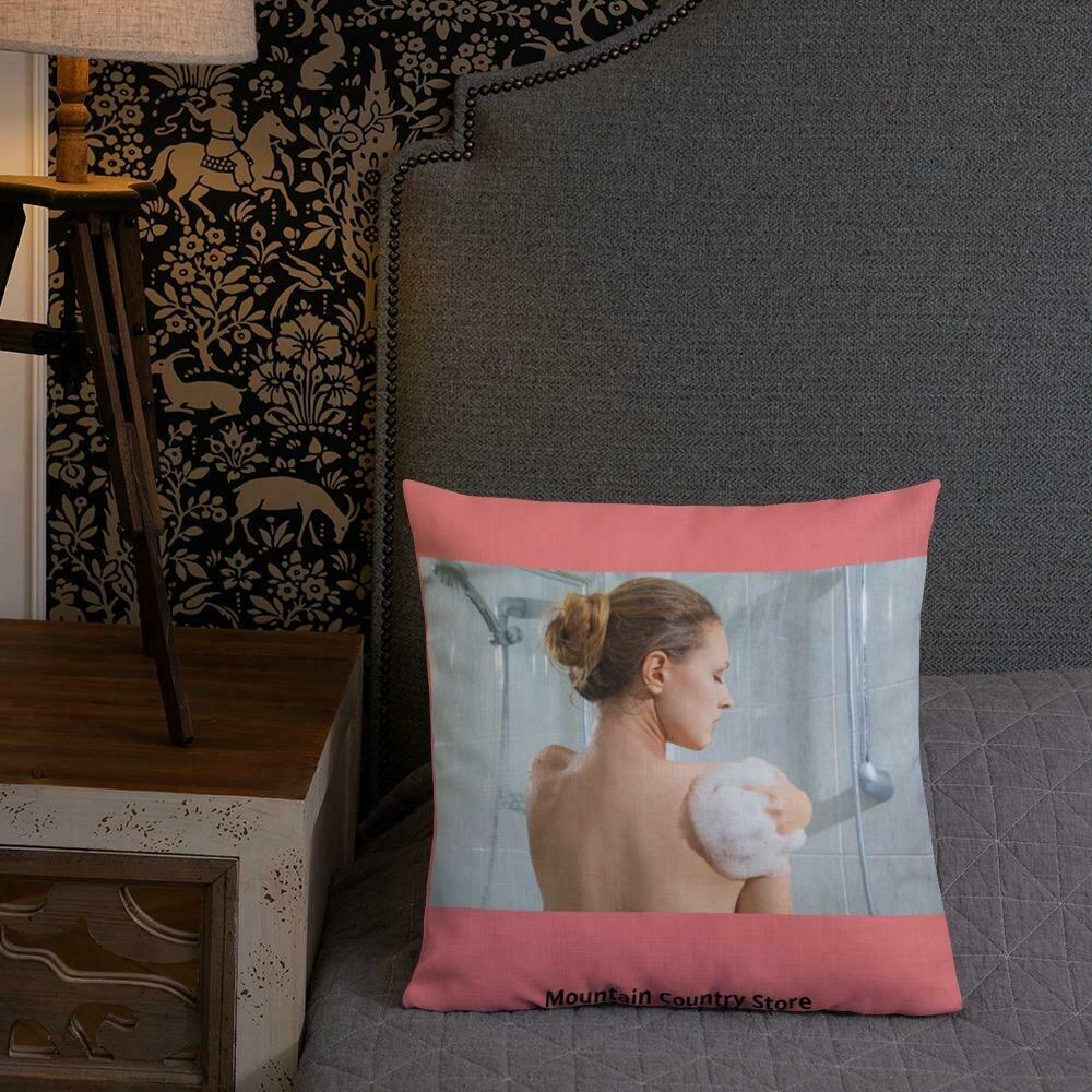 Our Virtual Spa Pillow