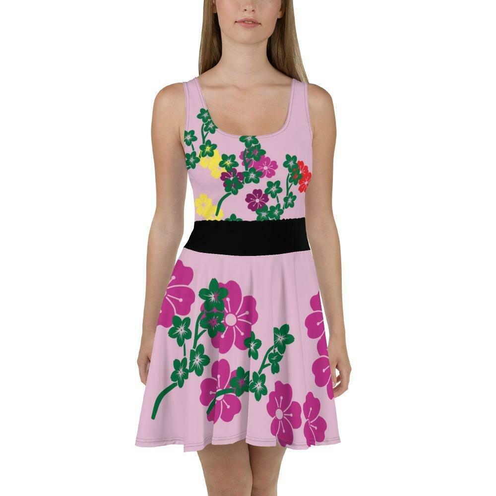 Palace Garden Dress series:  Skater Dress