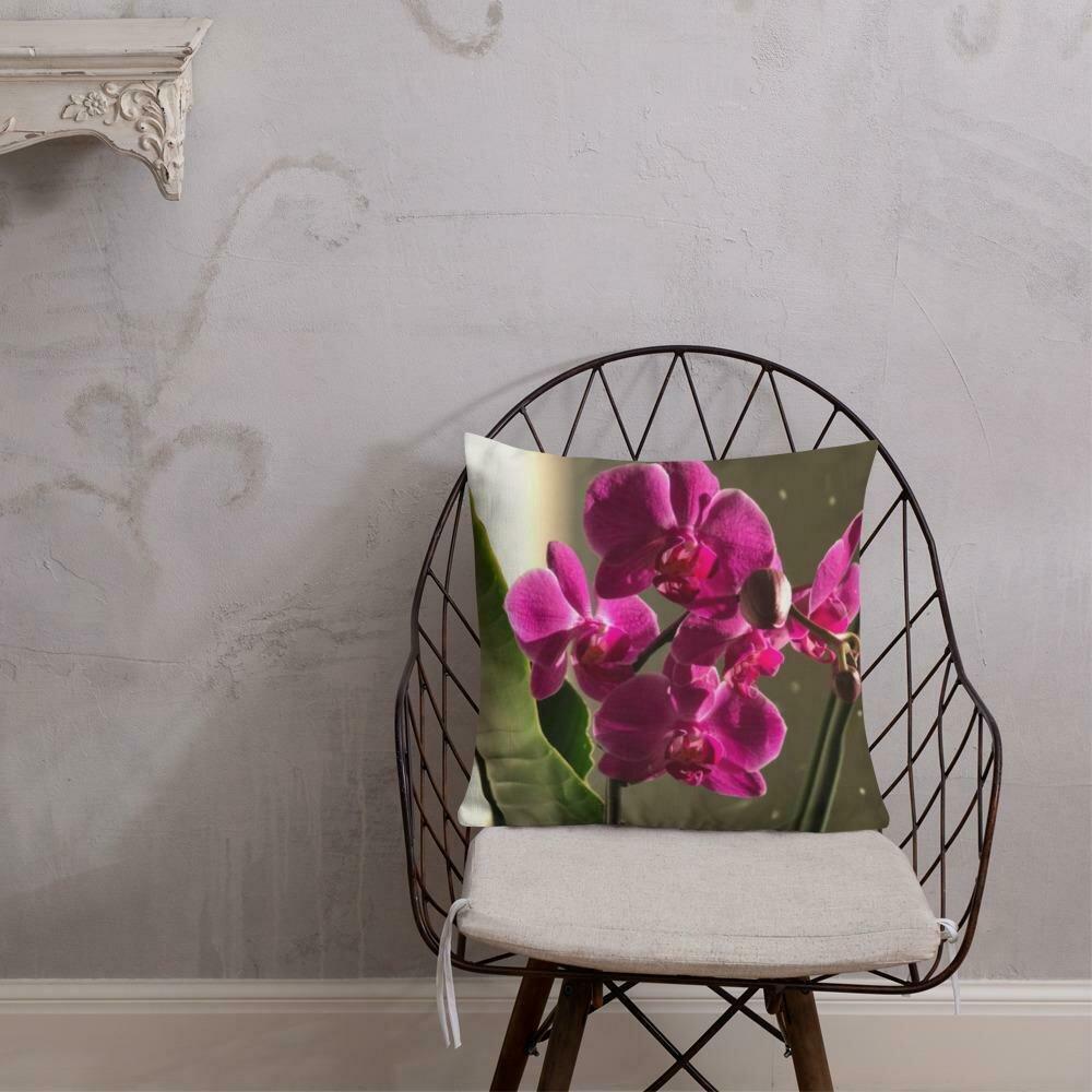 Palace Orchid Original Pillow
