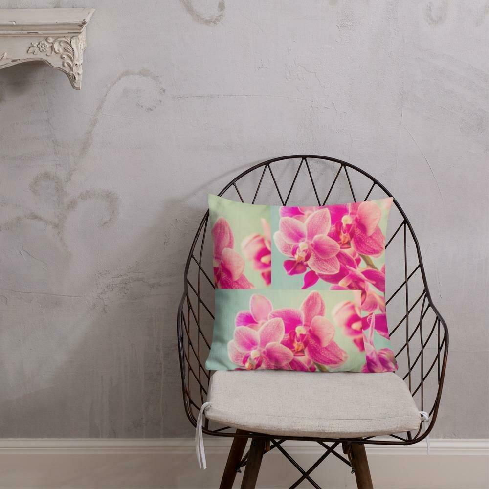 Palace Orchid Premium Pillow