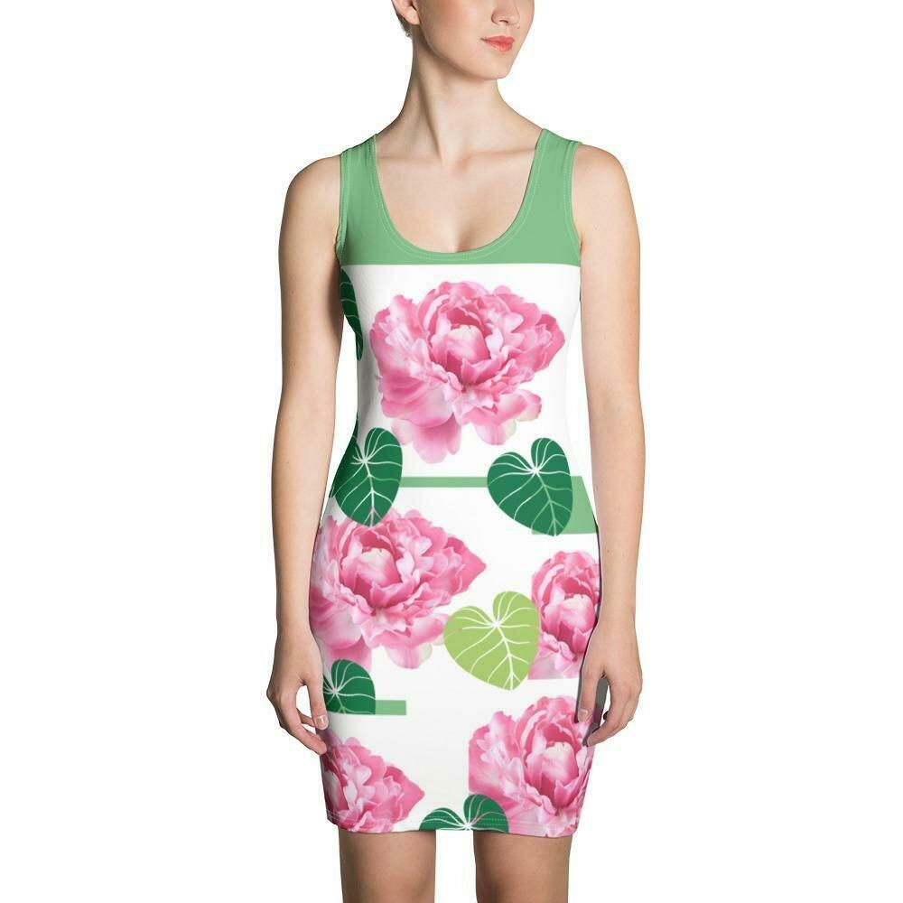 Palace Peony Garden Dress