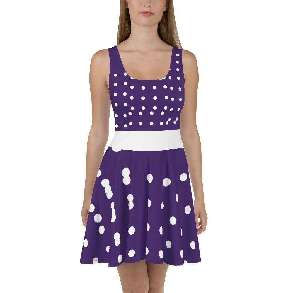 Palace Polka Dot Dress