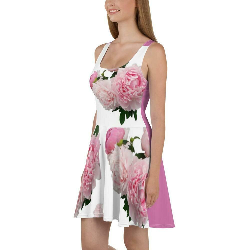 Parke Avenue Peonies Dress