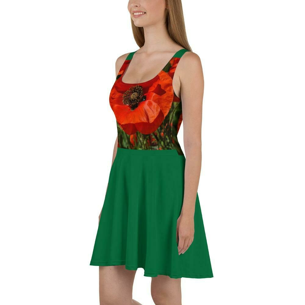 Poppies a Propo Dress