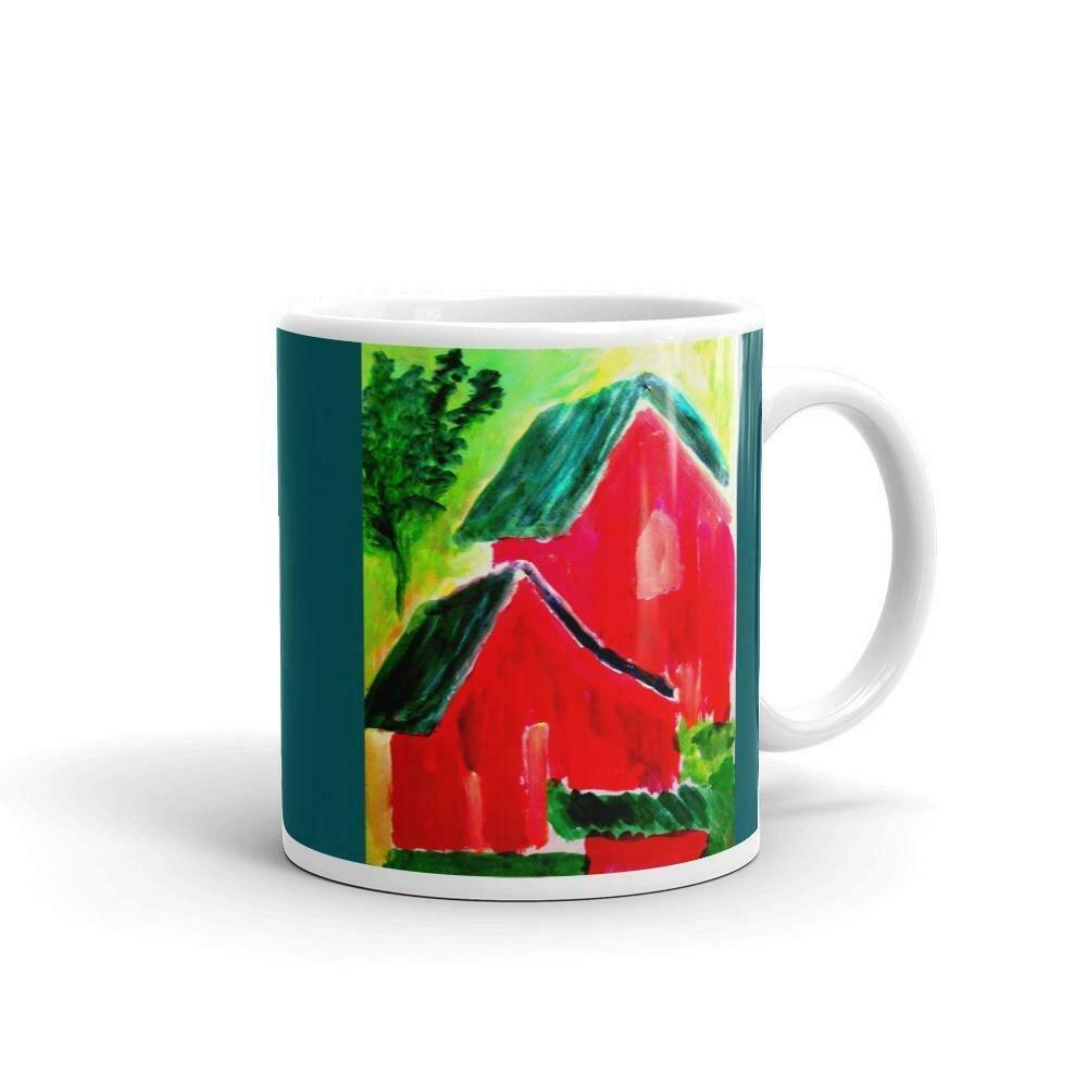 Roxbury Barn Mug