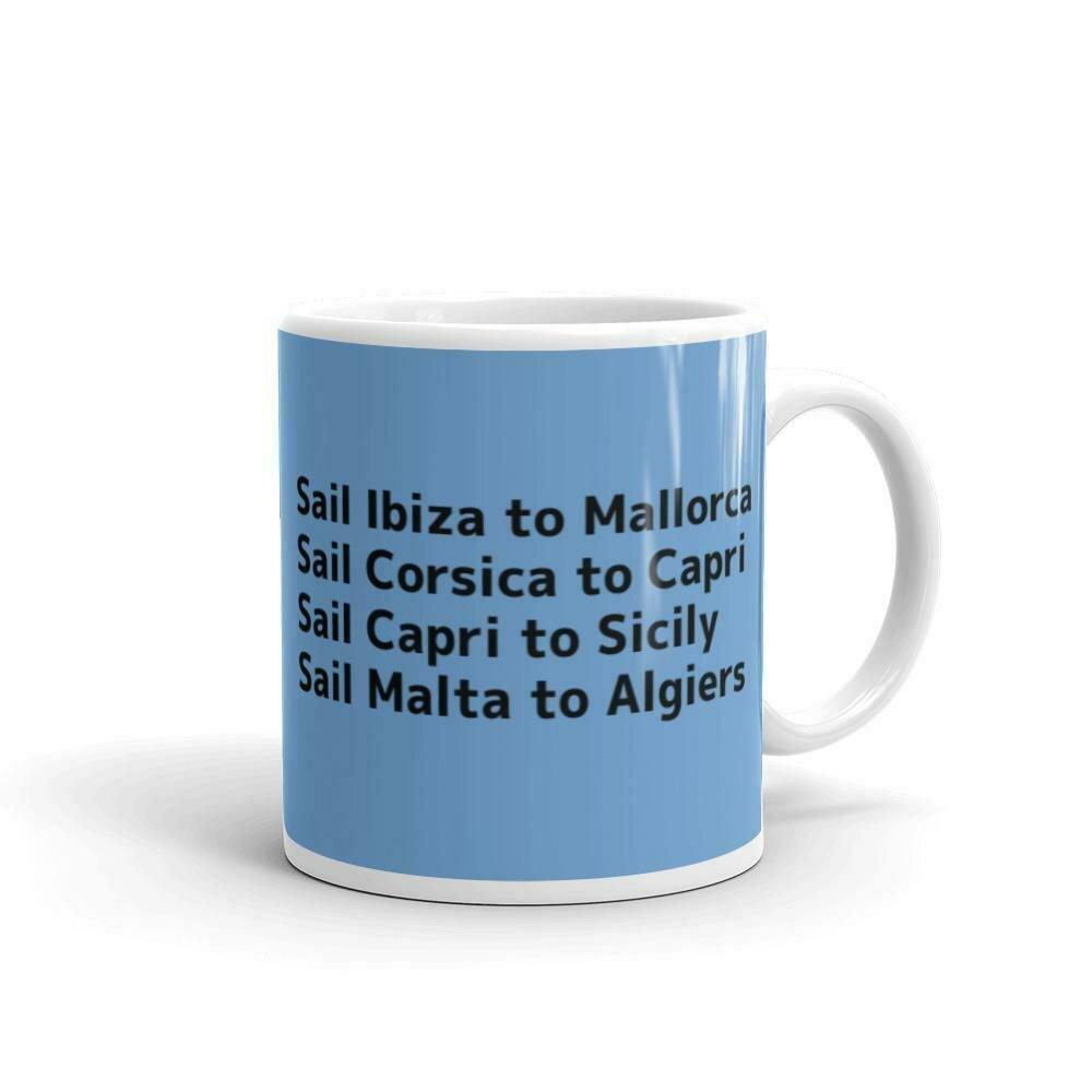 Sail Ibiza Mug