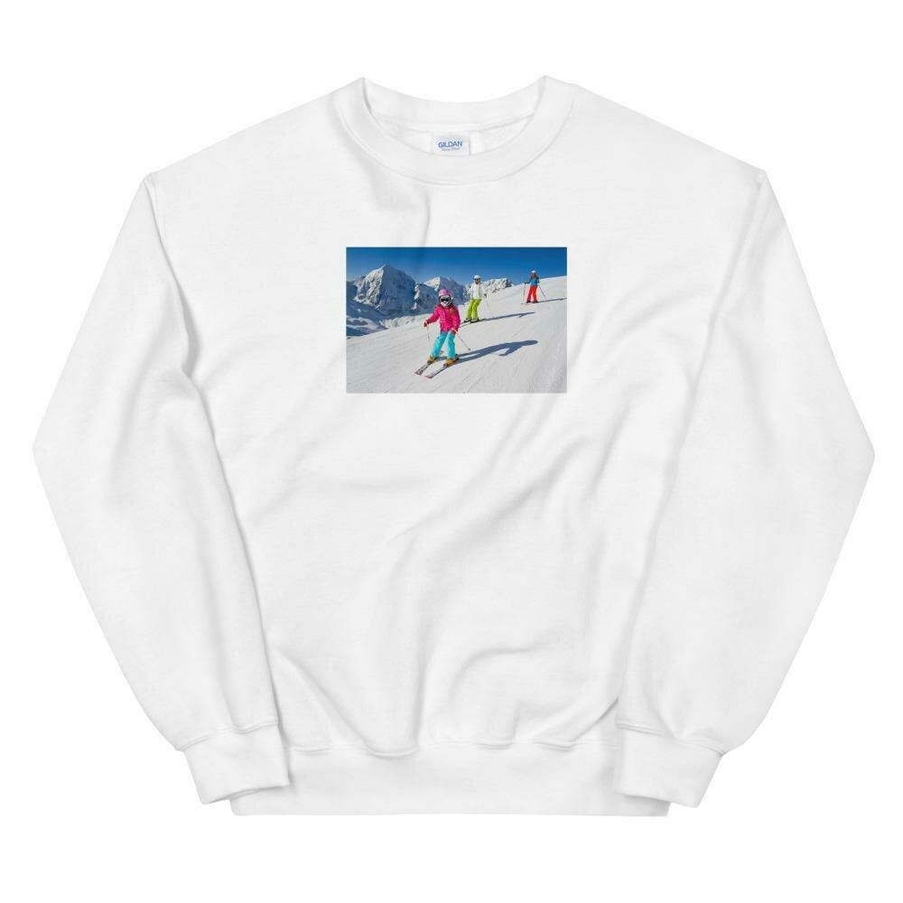 Ski Mt. Snow Unisex Sweatshirt