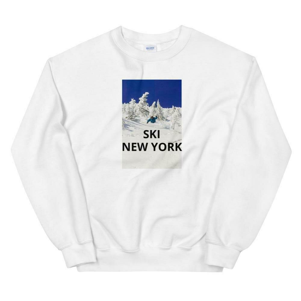 Ski New York Sweatshirt