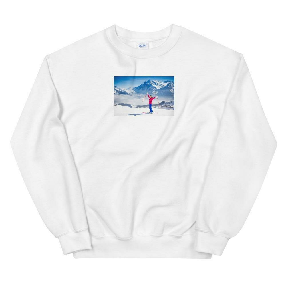 Ski Resort Unisex Sweatshirt