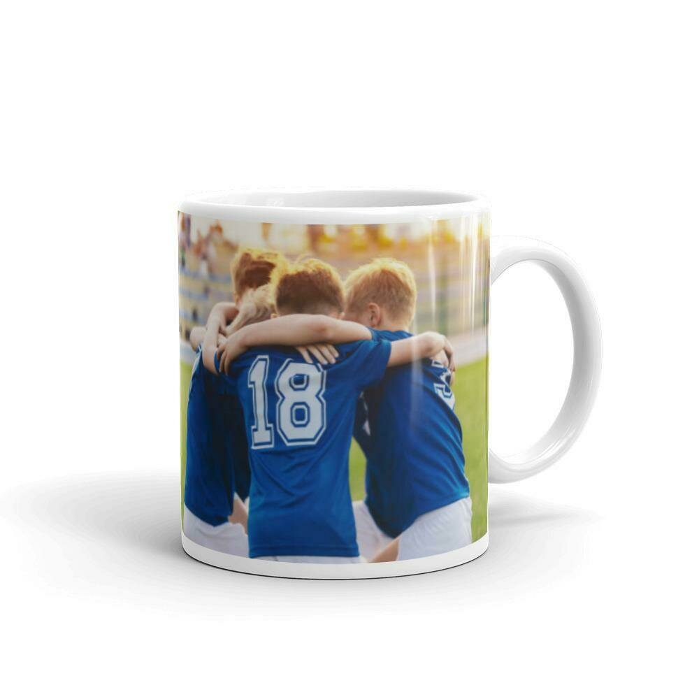 Soccer Power Play Mug