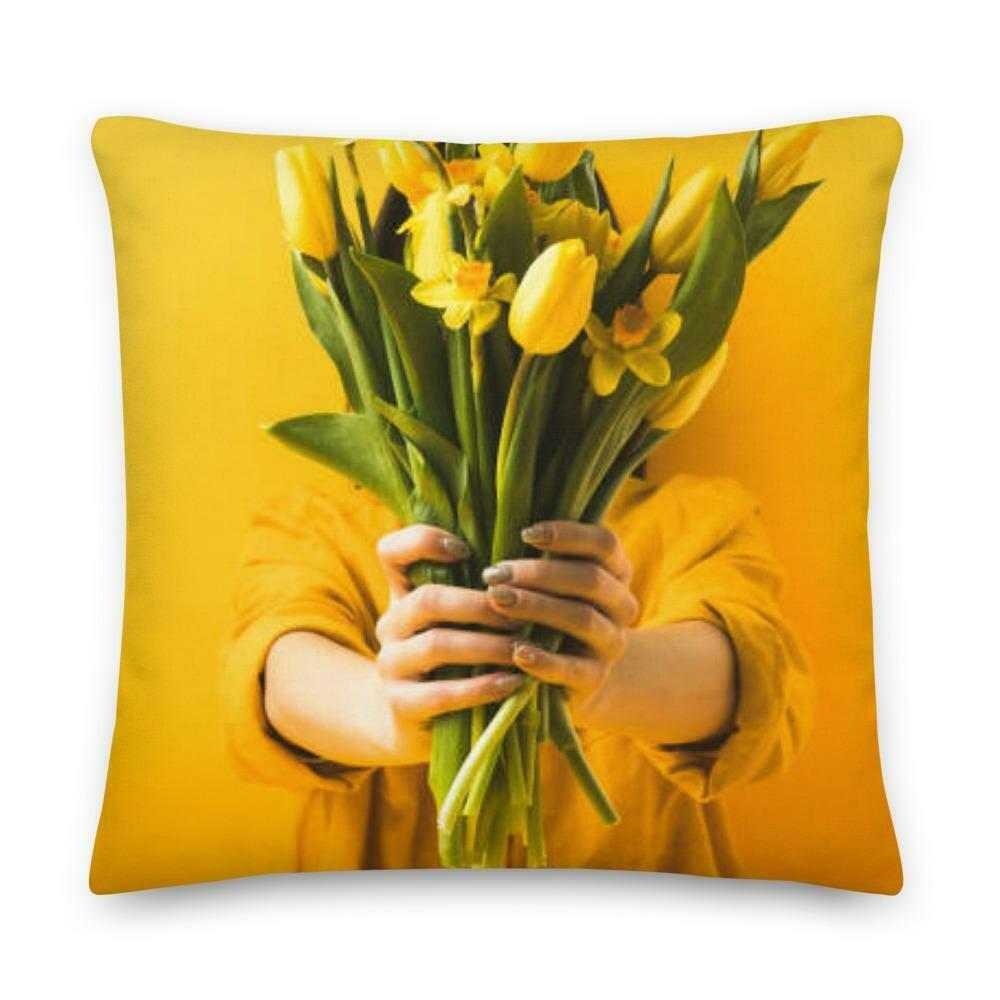 Southern Charm Premium Pillow