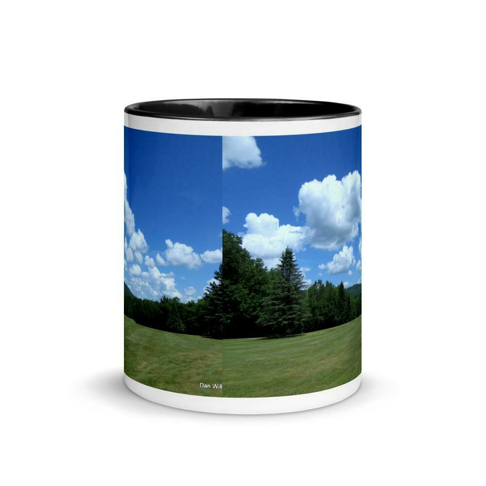 Stamford Golf Course Mug with Color Inside