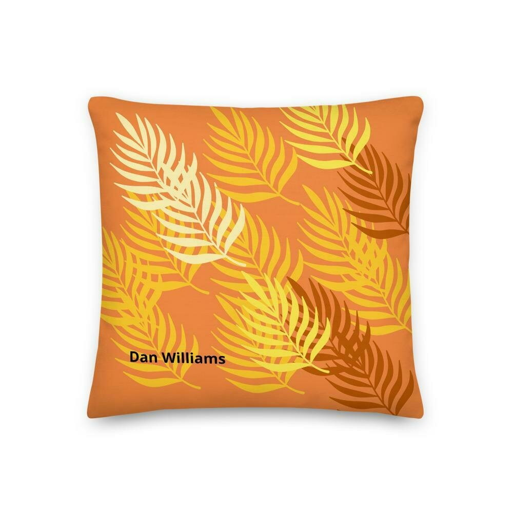 Western Wheat Prairie Pillow